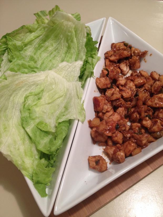 Lettuce Wraps1