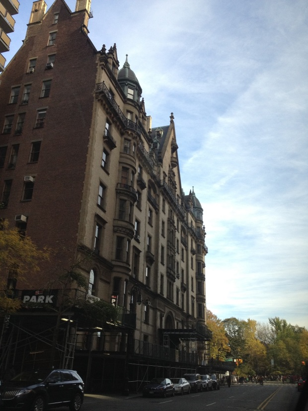 The Dakota Building | where John Lennon was shot and killed