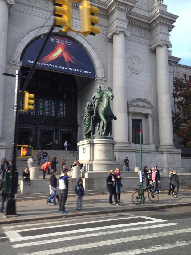 "The American Museum of Natural History | where the movie ""Night at the Museum"" was filmed"