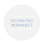 DecoratingWorksheet