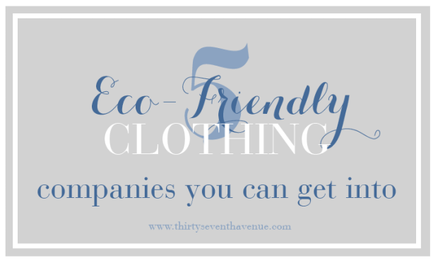 EcoFriendlyCompanies