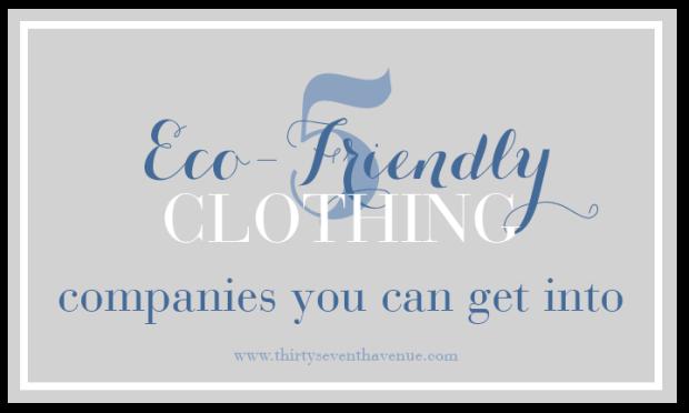 EcoFriendlyCompanies